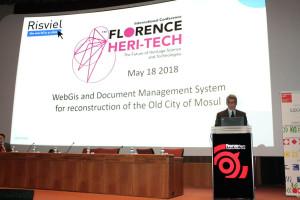 Heri Tech: intervento di Raffaele Pezzella per Risviel
