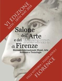 Salone dell'Arte e del Restauro di Firenze 2018