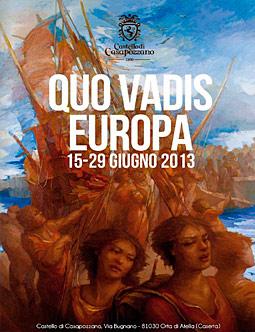 Quo Vadis Europa